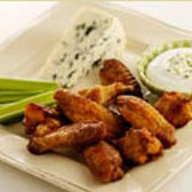 Hot Wing & Drummette Recipes