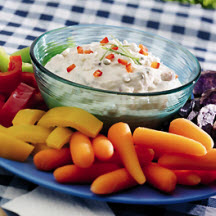 Cottage Blue Cheese Dip