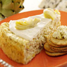 Party Artichoke Spread with Blue Cheese