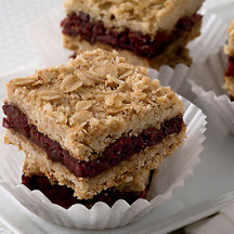Cherry Whole Grain Cereal Bars