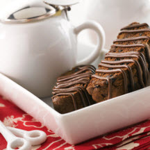 Chocolaty Cherry Biscotti