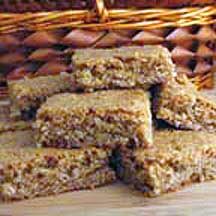 Oatmeal Blondies