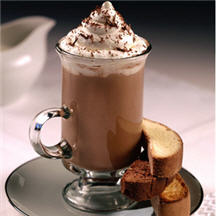 Amaretto Fudge Cappuccino