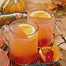 Cheery Spiced Cider