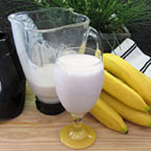 Goin' Bananas Smoothie