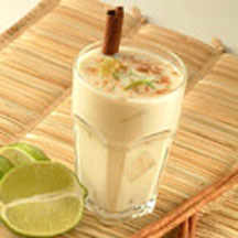 Horchata: Traditional Latin Beverage.