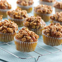 3 For 100 Mini Pumpkin Muffins
