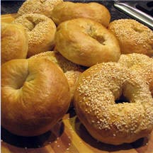 Bread Machine New York-Style Homemade Bagels