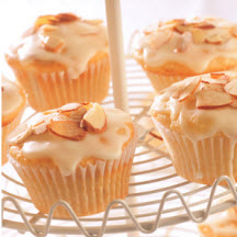 Toasted Almond Muffins