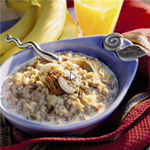 Banana Bread Oatmeal