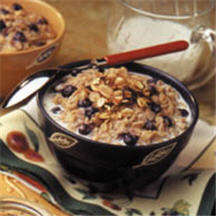 Berry Almond Crumble Oatmeal