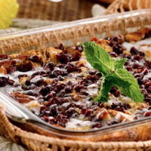 Cinnamon-Cranberry Brunch Strata