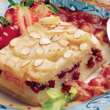 Fruity Potato Breakfast Squares