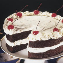 Great American Chocolate Cherry Cake