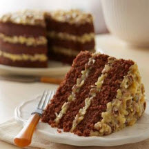 Hershey's German Chocolate Cake