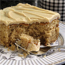One-Bowl Spice Cake