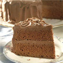 Spicy Chocolate Cake