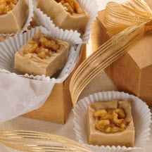 Maple Walnut Fudge
