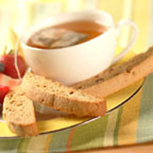 Lemon Tea Biscotti
