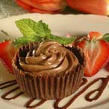 Chocolate Mousse Delights