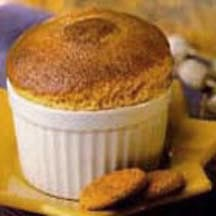 Autumn Pumpkin Soufflé