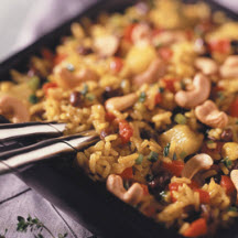 Jamaican Curried Rice