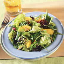 Orange-Almond Salad