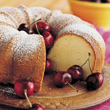 Rich-a-licious Sour Cream Pound Cake