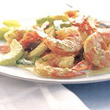Shrimp and Celery Salad