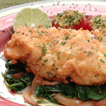 Southern Fried Florida Grouper