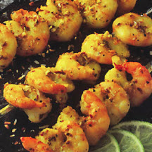 Thai Prawns with Coconut