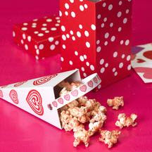 Cheery Cherry Popcorn