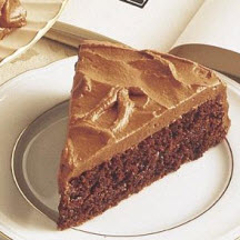 Chocolate-Apricot Passover Torte