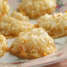 Coconut Macaroons for Passover