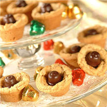 Kris Kringle Peanut Butter Cups