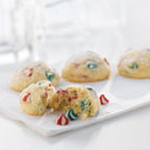 Swirled™ Holiday Snowball Cookies
