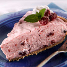 Frozen Cranberry Pie