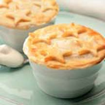 "Individual Apple ""Pies"""
