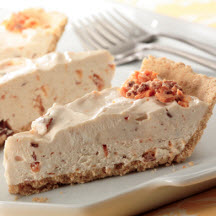 Peanut Butterfinger Cream Pie