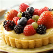 Sugar Cookie Fruit Tart