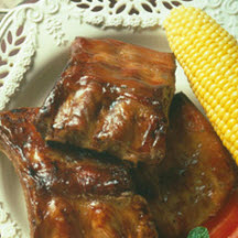 Sunshine Baby Back Ribs