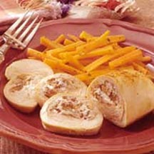 Cheesy Stuffed Chicken Breasts