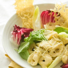 Fricco Crackers & Pasta Tri-Color Salad with Caesar Vinaigrette
