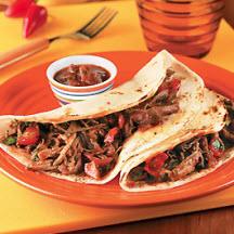 Chipotle Beef Tacos