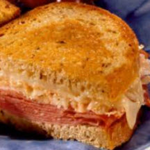 Grilled Corned Beef Sandwiches