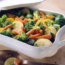 Vegetable Primavera