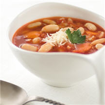 Arrabbiata White Bean Soup