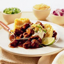 Chilly Day Beef Chili