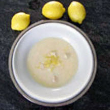 Greek Chicken-Lemon Soup